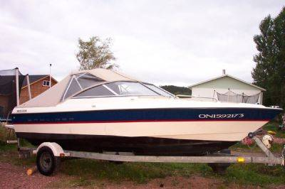 2004 Mercury Bayliner