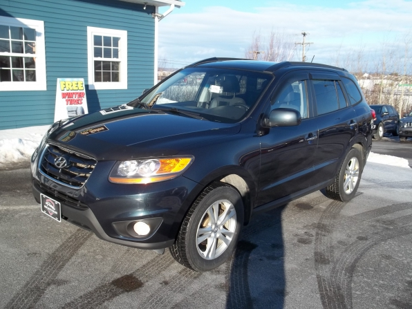 2010 Hyundai Santa Fe Photo 1