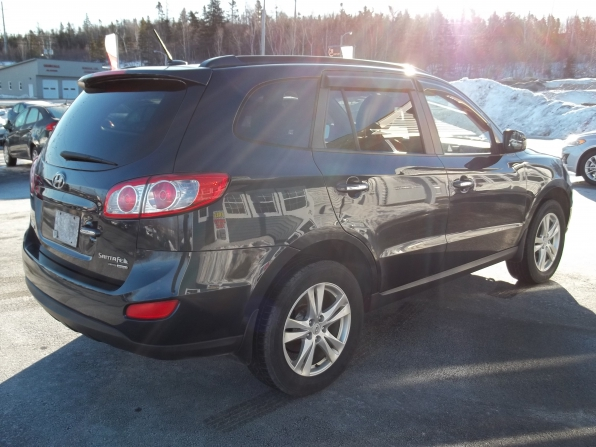 2010 Hyundai Santa Fe Photo 3