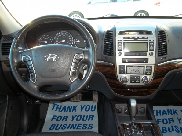 2010 Hyundai Santa Fe Photo 5