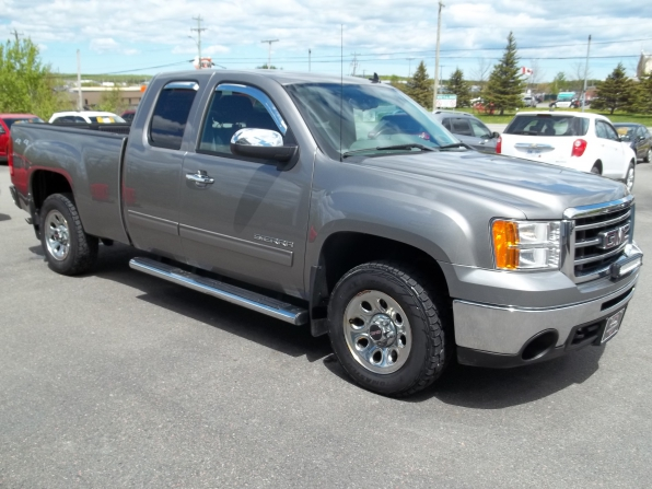 2013 Gmc Sierra 1500 Photo 2