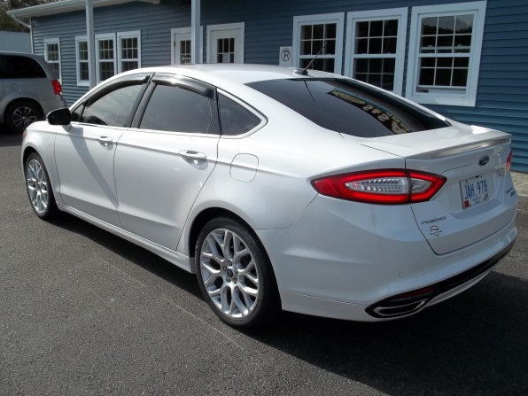 2013 Ford Fusion Photo 4