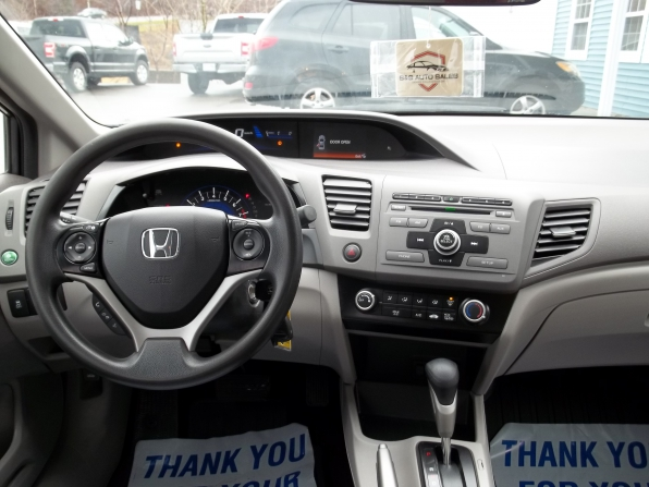 2012 Honda Civic Photo 5