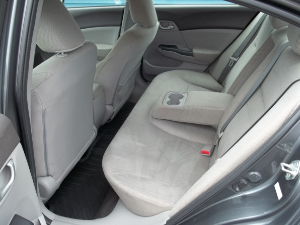 2012 Honda Civic Photo 7
