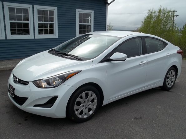 2015 Hyundai Elantra Photo 8