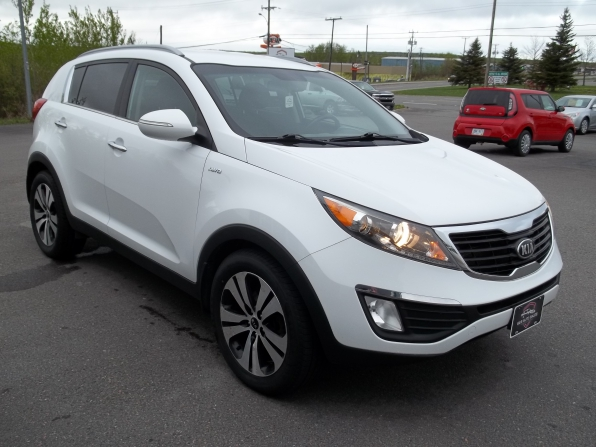 2013 Kia Sportage Photo 10
