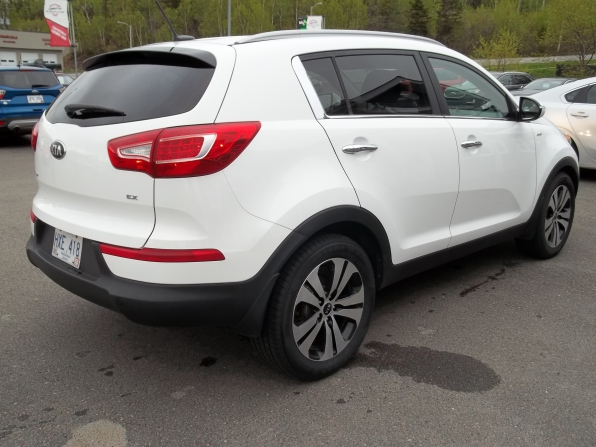 2013 Kia Sportage Photo 11