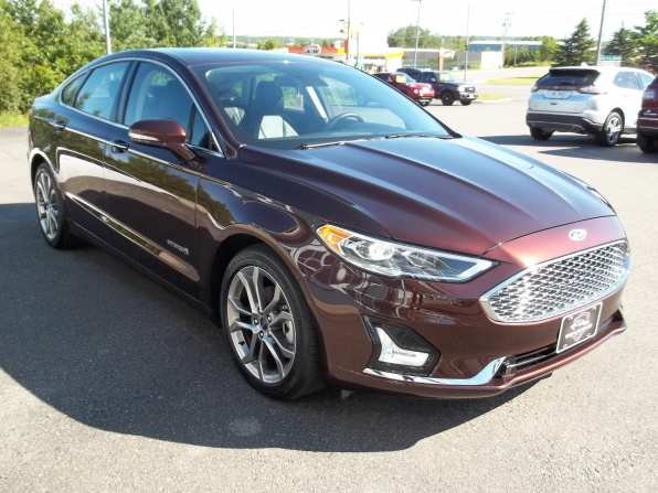 2019 Ford Fusion Photo 2
