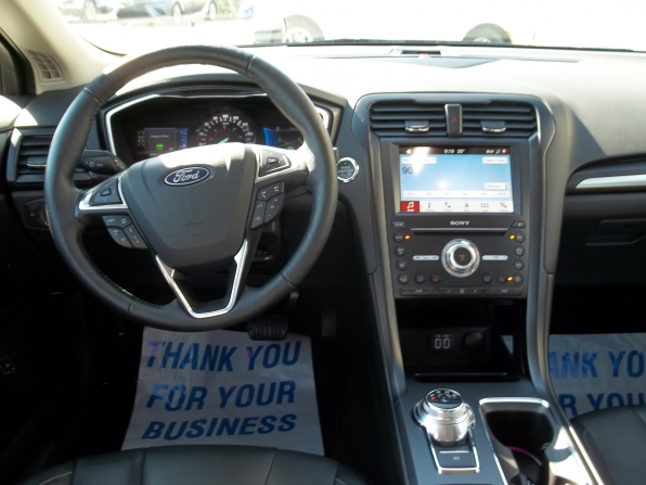 2019 Ford Fusion Photo 5