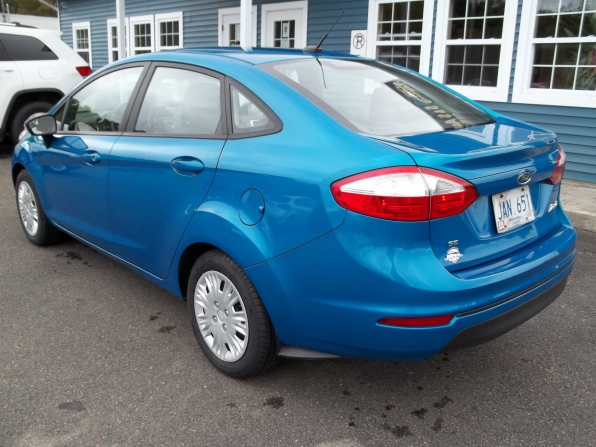 2014 Ford Fiesta Photo 4
