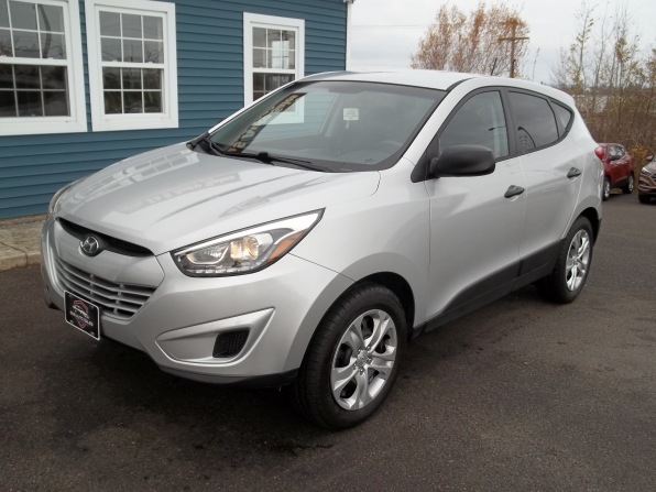 2014 Hyundai Tucson Photo 1