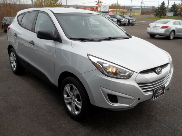 2014 Hyundai Tucson Photo 2