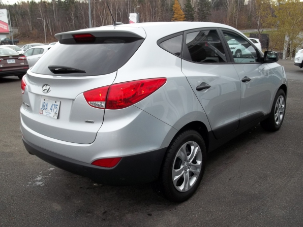 2014 Hyundai Tucson Photo 3