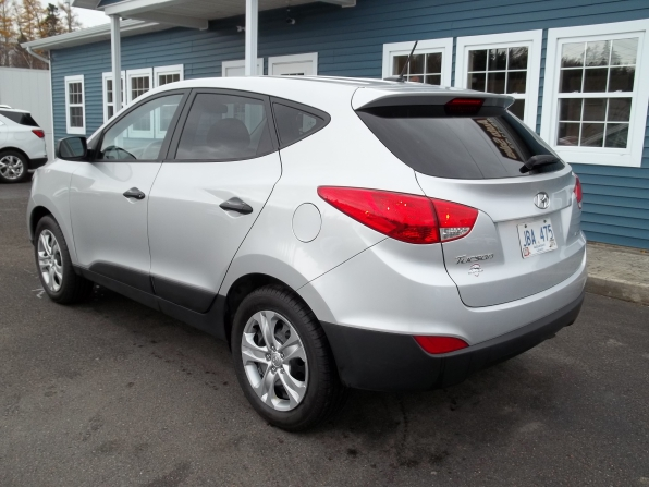 2014 Hyundai Tucson Photo 4