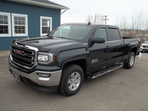2018 Gmc Sierra 1500 Photo 1