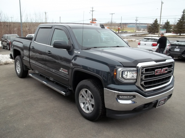 2018 Gmc Sierra 1500 Photo 2